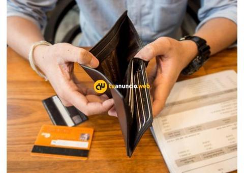 Oferta de préstamo serio y confiable