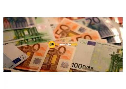 Oferta de préstamo e inversión de 5000 a 250.000.000 € en 72 horas