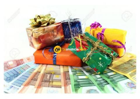 Crédito expreso privado en la promoción de fin de año