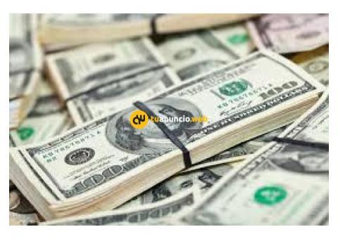 Financiamiento rápido de crédito para personas honestas
