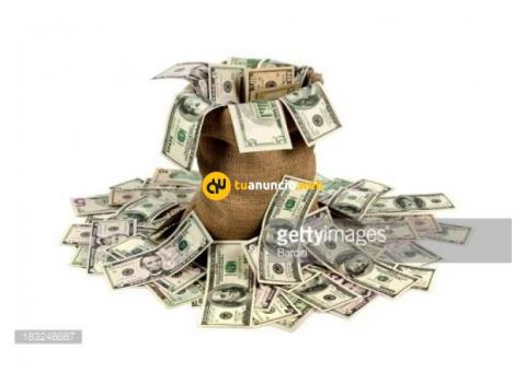 Estás buscando financiación? Necesitas urgentemente un préstamo