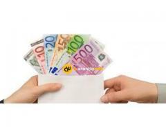 Ayuda y financiación de dinero en 24h.