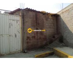 Terreno de 213 m2 en Ecatepec con servicios