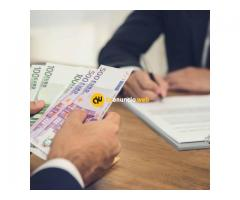 Oferta de préstamo rápido y confiable, urgente entre particulares en 48 horas