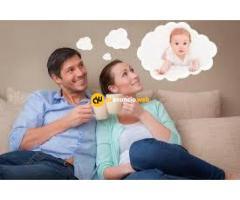 Gracia de adopción infantil