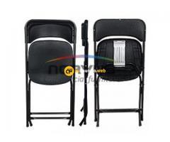 Venta de sillas de plastico plegables