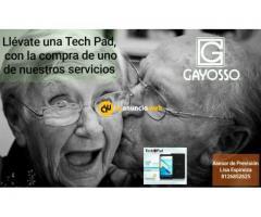 Previsión Funeraria / Asesor Gayosso / Lisabe Espinoza