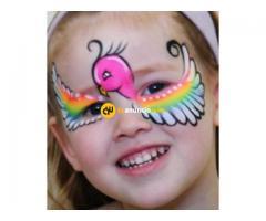 Curso Maquillaje infantil