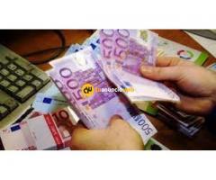 Ofrecen préstamos entre particulares, desde 2.000 € hasta 800.000,00 €