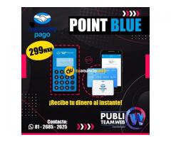 Tenemos lectores Point Blue disponibles!
