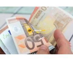 Oferta de préstamo minorista en línea rápido de 24 horas