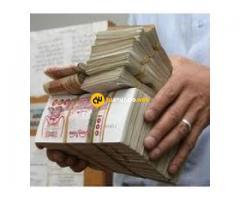 Oferta de préstamo entre persona seria y confiable en 48 horas
