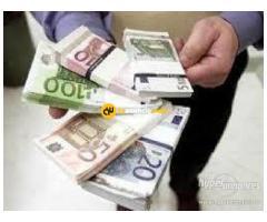 Financiación de dinero para cualquier persona necesitada