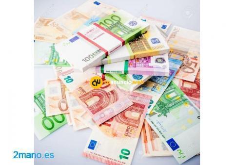 FINANCIACIÓN RÁPIDA Y SERIA