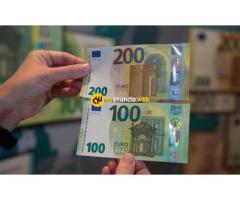 Comprar Super High Quality Fake Money Online GBP, Dólar, Euros