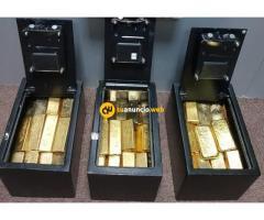 Oferta de venta dimant o de lingotes de oro  de 22 quilates +