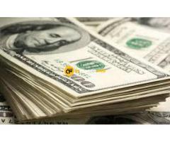 oferta de préstamo de dinero en todo