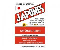 ESTUDIA JAPONES CON NOSOTROS!
