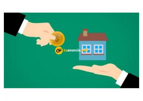 Prestamistas que ofrecen oferta entre particulares.