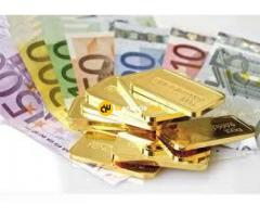 Oferta de préstamo en efectivo entre particulares.